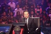 'Ai là triệu phú' số cuối năm 2017 bị cắt gọt phần chia tay MC Lại Văn Sâm