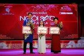 """Cháu nội nghệ nhân ca trù Nguyễn Thị Chúc đoạt giải Nhất """"Ngôi sao dân ca"""""""