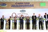 Trang trại bò sữa Organic tiêu chuẩn châu Âu đầu tiên tại Việt Nam được Vinamilk  khánh thành tại Lâm Đồng