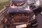 Tai nạn giao thông nghiêm trọng đường cao tốc Hà Nội - Hải Phòng, 3 người chết thảm