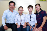 Danh hài Quang Tèo mua nhà gần 200m2 đón Tết