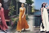 Học sao Việt cách mặc váy maxi đẹp khiến mọi chàng trai ngơ ngẩn quên lối về