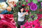 """Trăm loài hoa quý hiếm ở """"thiên đường mặt đất"""" của mẹ Việt ở Séc"""