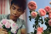 Mê mẩn vườn hoa hồng hơn 2.500 gốc của chàng trai Đồng Nai 21 tuổi