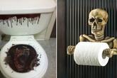 Phát hoảng trước những thứ đồ nội thất quái dị ngày Halloween