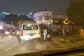 Hà Nội: Tai nạn thương tâm, nam thanh niên chết lặng bên thi thể bạn gái