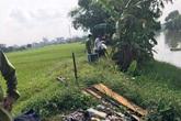 Vụ giết người rạch bụng tại Hưng Yên: Hung thủ sử dụng ma túy  trước khi gây án