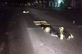 Hà Tĩnh: Phát hiện thi thể phụ nữ không mặc quần chết trên đường
