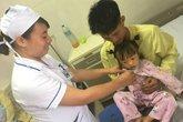 Phẫu thuật thành công cho bé gái 3 tuổi bị hạt thóc chui vào vùng kín