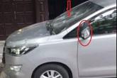 Sẽ mời chủ Range Rover đập vỡ kính, đạp gãy gương xe Innova chắn ngang cửa nếu có đơn trình báo