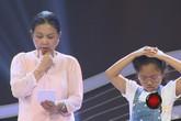 Con gái Cẩm Ly giành giải thưởng 130 triệu đồng ở Cháu ơi cháu à