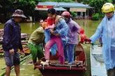 Nhiều tỉnh miền Bắc thiệt hại nặng vì lũ