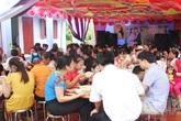 Thái Nguyên: Đi ăn cỗ cưới, 17 người nhập viện