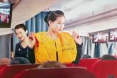 Lần đầu tiên Triều Tiên đưa người đẹp lên lịch treo tường