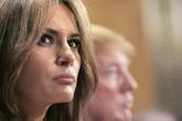 Người được vợ ông Trump tìm đến lúc chồng bận