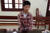 Bắt tên trộm 23 tuổi dụ dỗ bé gái 8 tuổi ra nghĩa địa hiếp dâm rồi bỏ trốn