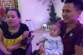 Hạnh phúc vô bờ của cặp vợ chồng khuyết tật bị hiếm muộn