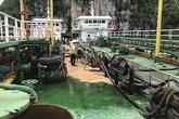 Công ty TNHH Vận tải Sông biển Diệp Dũng làm tràn 200 lít dầu ra biển từng nhiều lần vi phạm