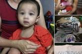 Bé trai 1 tuổi bị mẹ bỏ rơi cạnh gầm xe tải