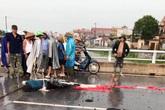 Nam Định: Một phụ nữ bị sét đánh tử vong khi đi đường