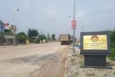 Vĩnh Phúc: Hơn 4 năm vẫn chưa hoàn thành con đường trăm tỷ dài 5km