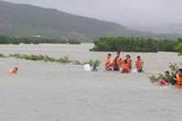 Vẫn còn nhiều bản làng ở Thanh Hóa bị cô lập sau bão