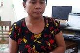 Hai mẹ con bày mưu bán một phụ nữ mang bầu