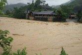 Thanh Hóa: 3 người chết do sập nhà, nhiều bản làng bị cô lập