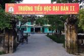 Hải Phòng: Thông tin chính thức vụ học sinh lớp 4 tử vong tại trường
