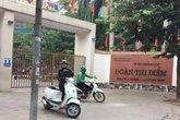 Hà Nội: Một học sinh bị thương tích nặng do ngã từ tầng 2 xuống đất