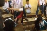 Kỷ luật nhóm nữ sinh đánh hội đồng bạn ở Yên Bái