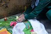 Hải Phòng: Phát hiện thi thể trẻ sơ sinh trong túi nilon