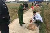 Bắt khẩn cấp nghi phạm sát hại cô gái giữa cánh đồng rồi giấu xác trong cống
