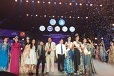 Nữ sinh Đại học Tây Đô đăng quang Hoa khôi sinh viên Việt Nam 2017