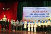 Bộ Y tế phối hợp với UBND TP Đà Nẵng ra quân đảm bảo công tác y tế phục vụ APEC