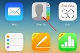 Cách khôi phục danh bạ bị mất trên iPhone