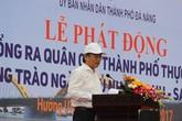 Đà Nẵng: Gần 3.000 người tổng vệ sinh môi trường đón APEC