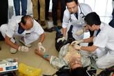 Đà Nẵng: Diễn tập ứng phó cấp cứu thảm họa cháy, nổ phục vụ APEC