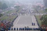 Lễ hội Đền Hùng năm nay thưa người hơn dự kiến