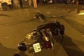 Tai nạn giao thông, một người đàn ông đi xe SH tử vong