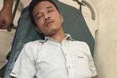 Một phóng viên bị đánh tại Vĩnh Phúc