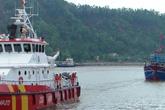 Cứu hộ thành công 19 thuyền viên gặp nạn trên biển