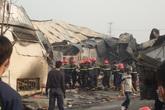 Vụ cháy nhà máy bánh kẹo Tràng An: Tìm thấy thi thể không còn nguyên vẹn của nạn nhân cuối cùng