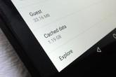 Giải phóng bộ nhớ Android với các mẹo đơn giản