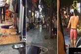 Hà Nội: Vụ truy sát kinh hoàng ở Hàng Bông liên quan đến tình cảm