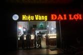 Truy tìm nhóm thanh niên cướp tiệm vàng ở Đà Nẵng