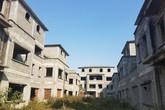 Nam An Khánh (HàNội): Lạ kỳ những biệt thự bỏ hoang cả chục năm