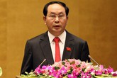 Chủ tịch nước Trần Đại Quang: APEC Việt Nam 2017 - Vun đắp tương lai chung trong một thế giới đang chuyển đổi