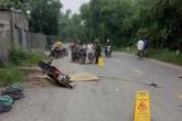 Hà Nội: Phát hiện thi thể nam giới bên cạnh xe máy trên tỉnh lộ 429