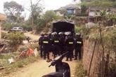 Bắt nghi phạm chém chết người phụ nữ lạ mặt trên đường
